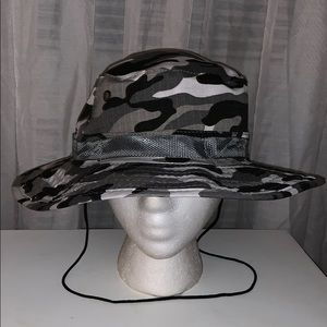 Arctic Camo Bucket Hat